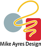 Mike Ayres Design Logo